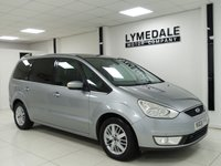 2008 FORD GALAXY 2.0 LX TDCI 5d (disability access ) £6990.00