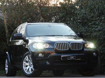 2009 BMW X5 3.0 XDRIVE35D M SPORT 5d AUTO 282 BHP £9190.00