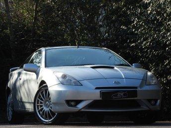 2003 TOYOTA CELICA 1.8 VVT-I 3d 140 BHP £1490.00