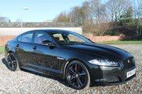 2014 JAGUAR XF 3.0 D V6 S PORTFOLIO 4d AUTO 275 BHP £16390.00