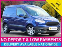 USED 2015 15 FORD TRANSIT COURIER 1.5 TDCI TREND PANEL VAN BLUETOOTH PLY-LINED AUXILIARY USB PARKING SENSORS