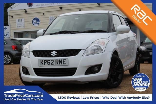 View our SUZUKI SWIFT