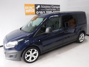 2015 FORD TRANSIT CONNECT 1.6 230 DCB 1d 94 BHP £7990.00