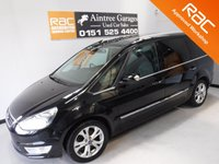 USED 2012 12 FORD GALAXY 2.0 TITANIUM TDCI 5d 138 BHP