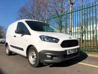2017 FORD TRANSIT COURIER 1.5 BASE TDCI 1d 74 BHP £8095.00