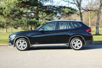 USED 2015 15 BMW X1 2.0 XDRIVE18D XLINE 5d AUTO 141 BHP
