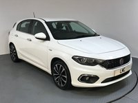 USED 2017 17 FIAT TIPO 1.4 LOUNGE 5d 94 BHP ONE OWNER - SAT NAV - REAR CAMERA -REAR SENSORS - AUX/USB - ISO FIX - AIR CON - FULL HISTORY