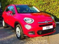 2016 FIAT 500X 1.6 POP 5d 110 BHP £7795.00