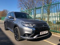 USED 2016 65 MITSUBISHI OUTLANDER 2.0 PHEV GX 4H 5d AUTO 161 BHP HYBRID All Vehicles with minimum 6 months Warranty, Van Ninja Health Check and cannot be beaten on price!