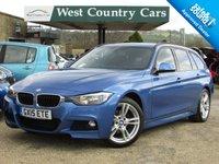 USED 2015 15 BMW 3 SERIES 2.0 318D M SPORT TOURING 5d 141 BHP Big Spec Family Estate
