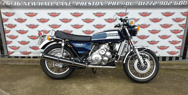 View our SUZUKI RE
