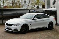 2015 BMW 4 SERIES 2.0 420D M SPORT PLUS AUTO  £18450.00