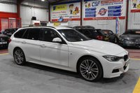 USED 2014 14 BMW 3 SERIES 2.0 320D XDRIVE M SPORT TOURING 5d 181 BHP