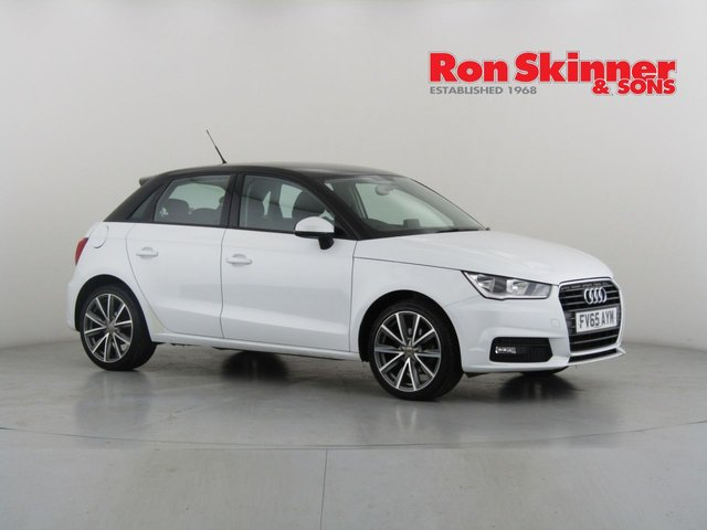 View our 2015 65 AUDI A1 1.4 SPORTBACK TFSI SPORT 5d 123 BHP