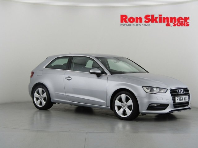 View our 2015 64 AUDI A3 1.6 TDI SPORT 3d 109 BHP