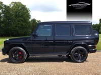 USED 2015 MERCEDES-BENZ G63 AMG 5.5, 5dr