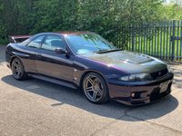 USED 2004 P NISSAN SKYLINE R33 GTR 2.6 Single Turbo Conversion Series 2 (Midnight Purple) 1996