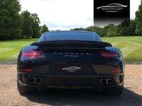 USED 2014 PORSCHE 911 3.8 TURBO PDK 2d AUTO 520 BHP