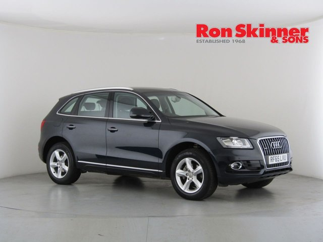 View our 2015 65 AUDI Q5 2.0 TDI QUATTRO SE 5d 148 BHP
