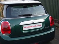 USED 2014 64 MINI HATCH COOPER 1.5 COOPER 3d 134 BHP ***** 1Owner British Racing Green With Leather *****