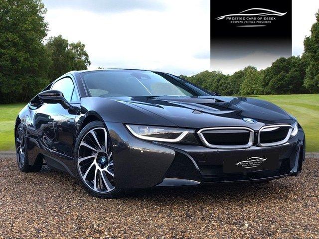 2016 66 BMW I8 1.5 I8 2d AUTO 228 BHP