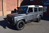 USED 2002 02 LAND ROVER DEFENDER 110 2.5 110 TD5 STATION WAGON 5d 120 BHP PX TRADE SALE - IN NEED OF SOME TLC