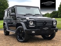 USED 2013 MERCEDES-BENZ G 350 3.0 BLUETEC
