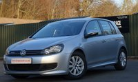 2012 VOLKSWAGEN GOLF 1.6 S TDI BLUEMOTION 5d  £3995.00