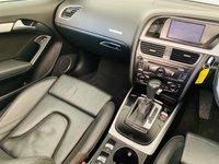USED 2009 AUDI A5 2.0 TFSI S LINE 2d AUTO 208 BHP