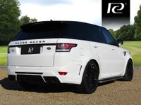USED 2016 LAND ROVER RANGE ROVER SPORT 3.0 SDV6 HSE 5d AUTO 306 BHP