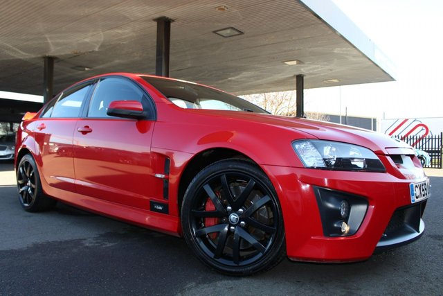 VAUXHALL VXR8 at Derby Trade Cars