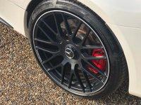 USED 2017 04 MERCEDES-BENZ C-CLASS 4.0 AMG C 63 S PREMIUM 2d AUTO 503 BHP