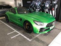 2018 MERCEDES-BENZ GT 4.0 AMG GT R PREMIUM 2d AUTO 577 BHP £138000.00