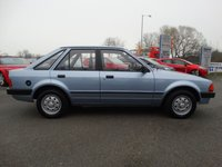 USED 1983 A FORD ESCORT 1.3 L 5d 60 BHP