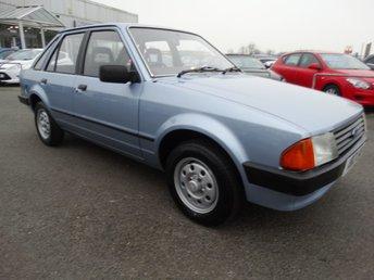 1983 FORD ESCORT 1.3 L 5d 60 BHP £6995.00