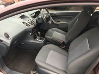 USED 2010 60 FORD FIESTA 1.4 EDGE 3d AUTO 96 BHP