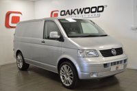 USED 2009 09 VOLKSWAGEN TRANSPORTER 2.5 T30 SWB PBV TDI 1d 130 BHP ONLY 71,000 MILES + COLOUR CODED BUMPERS + UPGRADED 20 INCH ALLOYS