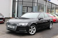 USED 2017 17 AUDI A4 1.4 TFSI Sport (s/s) 4dr