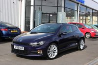 2015 VOLKSWAGEN SCIROCCO 1.4 TSI BlueMotion Tech GT Hatchback 3dr £12485.00