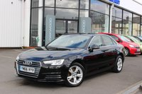 USED 2017 66 AUDI A4 1.4 TFSI Sport (s/s) 4dr