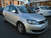 2013 VOLKSWAGEN GOLF PLUS