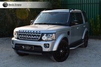 USED 2014 64 LAND ROVER DISCOVERY 4 3.0 SDV6 HSE LUXURY 5d AUTO 255 BHP