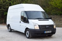 USED 2013 63 FORD TRANSIT 2.2 300 H/R 5d 99 BHP