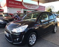 2010 CITROEN C3 1.4 VTR PLUS 5d 96 BHP *ONLY 35,000 MILES* £4695.00