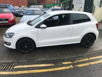 USED 2013 63 VOLKSWAGEN POLO 1.2 MATCH EDITION 3d 59 BHP
