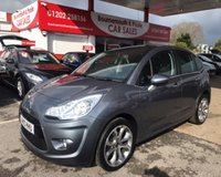 2010 CITROEN C3 1.6 EXCLUSIVE 5d 120 BHP *ONLY 51,000 MILES* £4495.00