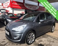 USED 2010 10 CITROEN C3 1.6 EXCLUSIVE 5d 120 BHP *ONLY 51,000 MILES*