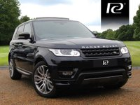 USED 2016 16 LAND ROVER RANGE ROVER SPORT 4.4 SDV8 AUTOBIOGRAPHY DYNAMIC 5d AUTO 339 BHP