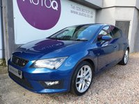 USED 2016 65 SEAT LEON 2.0 TDI FR TECHNOLOGY 5d 150 BHP