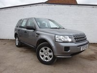 USED 2013 13 LAND ROVER FREELANDER 2.2 SD4 GS 5d AUTO 190 BHP